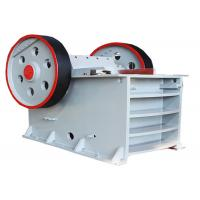 China Electric motor drives Jaw Crusher for lime stone crushing machine wholesale