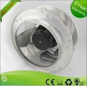China Energy Saving EC Centrifugal Roof Ventilation Fan Air Purification 315mm 355mm wholesale
