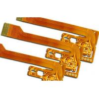 Buy cheap Printed Circuit Board Multilayer PCB FPC Board Flexible PCB Immersion Gold Yellow from wholesalers