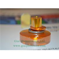 China Customized ZnSe Sapphire Infrared Lenses / Silicon Germanium Lenses 9mm Dia wholesale