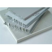 Honeycomb Sandwich Panel : Customized aluminium honeycomb sandwich panels with