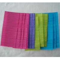 China plastic wired bag ties/gang twist ties for trash bag packaging on sale