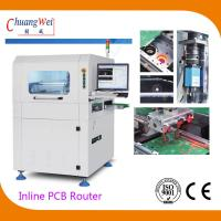 China KAVO Spindle Inline PCB Separator PCB Routing With High Reliability Cutting System wholesale