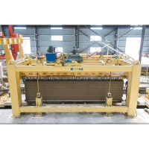 China SGS vertical horizontal Cross Cutting Machine wholesale