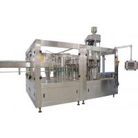 Buy cheap 3000-18000BPH Carbonated Beverage Washing-Filling-Capping Machine from wholesalers