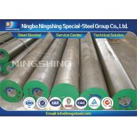 China Forged / Annealed L6 Alloy Tool Steel , Peeled / Turned Tool Steel Round Bars on sale