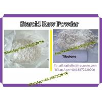 China Steroids Raw Powder Tibolone / Livial For Bodybuilding CAS 5630-53-5 wholesale