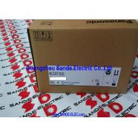 China PANASONIC SERVO DRIVER   MCDDT3520    MCDDT352O wholesale