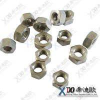 China Hastelloy B2  stainless steel fasteners stainless steel nut  M6-M64 wholesale