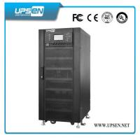 Quality 3/3 Phase 220VAC Uninterrupted Power Supply Sai 40kVA Inbuilt 72PCS UPS Battery for sale