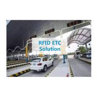 China One ETC Lane RFID Solution Electronic Toll Collection With UHF RFID Devices wholesale