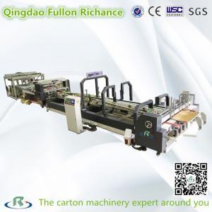 China Automatic Stitcher Machine with Folder Part for Carton Box Making wholesale