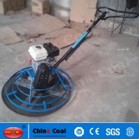 China High Quality Concrete Trowel Machine used In Surface Of Concrete Raised Paste And Trowel wholesale