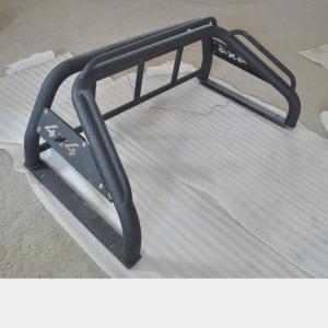 China 2007 D-MAX Pick Up Roll Bar , Black / Texture ISUZU Roll Bar Replacement wholesale