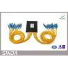 China  GEPON EPON FTTH Optical PLC splitter,1x2 1x4 1x8 1x16 1x32 fiber optic splitter  for sale