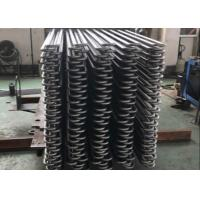 China Compact Finned Heat Exchanger Low Power Consumption With CE Certification wholesale
