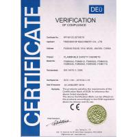 Friendship  Machinery Co., Ltd Certifications