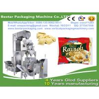 China frozen dumplings packaging machine,frozen dumplings weighting machine with doypack stand up pouch wholesale