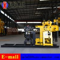 China China high efficiency HZ-200Y Hydraulic Rotary Drilling Rig water well drilling rig for sale wholesale