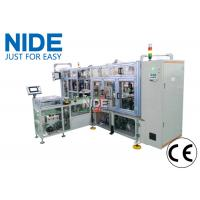 China High Effeciency Lacing Machine Four Working Stations Stator Coil Winding Lacer wholesale