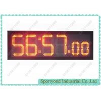 China LED countdown clock and digital electronics count up timing display on sale