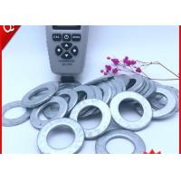 China Hot Dip Galvanized Flat Washers , DIN126 Steel Flat Pad With Round Hole wholesale