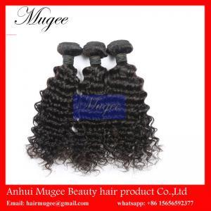 Long Lasting Brazilian Deep Wave Human Hair , 8A Brazilian Virgin Hair