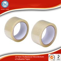 China Pure Crystal Clear Tape 45mic Water Proof Fragile Industrial wholesale