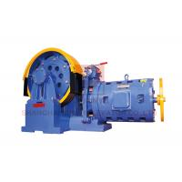 China DC110V 1.1A AC2 Geared Traction Machine Elevator Component SN-TMYJ250K wholesale