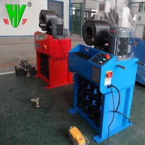 China China factory supply competitive hydraulic hose crimping machine price hydraulic hose crimper wholesale