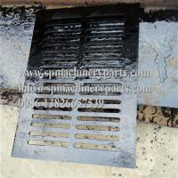 China Custom Square Shape 750 x 750mm Pit Size Heavy Duty Class C Cast Iron Grate & Frame For Commercial Vehicles wholesale
