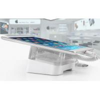 Buy cheap Retail Store Burglar tablet PC stand display pedestal stand acrylic display holders alarm from wholesalers
