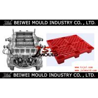 Quality hot sale good quality HDPE pallet injection mould for sale
