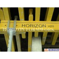 China Q235 Steel Plate Concrete Forming Accessories Four Way Forkhead Box For Holding H20 Beams wholesale