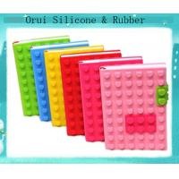 China School & Office supply silicone block notebook wholesale