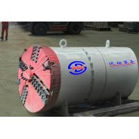 China Micro Tunneling Machine For Strongly Weathered Rock / Hard Soil Pipe Jacking Process wholesale