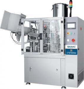 China Automatic Tube Filling Sealing Machine For Creams Stainless Steel Tube Filling Machine wholesale