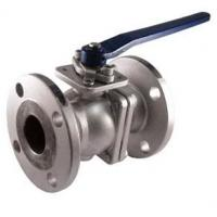 China Stainless Steel Flanged Ball Valve WCB LCB CF8 CF8M CF3 CF3M Material on sale