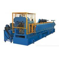 China Color Steel Vaulting Cap Roll Forming Machine For Metal Roof Ridge Tile Separated Water Easily Automated Operate wholesale