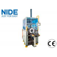 China Enter And Exit Station Stator Winding Middle Forming Machine With PLC Control wholesale