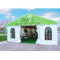 China Multi Functional Wedding Ceremony Party Tents Well Decorated Fire Resistant on sale
