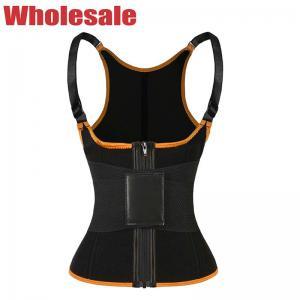 China Arcuate Neck NANBIN Sweat Training Vest Sweat Vest Plus Size 5X wholesale