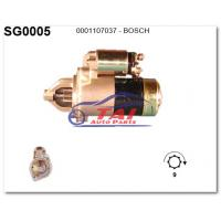 China 0001107037 Car Motor Starter, Auto Starter Motor, 0001108030, 0123335002, 0120689562-BOSCH on sale