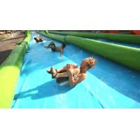 China 1000 ft Slip n Slide Inflatable Slide The City wholesale
