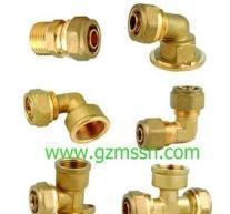 China brass pipe fitting wholesale