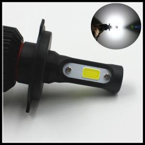 China Universal COB 72W 16000LM H13 9004 9007 LED headlight headlamp H4 LED Fog light Bulbs wholesale