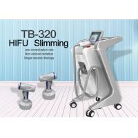 China HIFU Slimming Ultrasound Fat Removal Machine / Cellulite Reduction Equipment wholesale