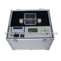 China Insulation Oil Tester for Series HJT (test oil breakdown voltage dielectric strength) on sale
