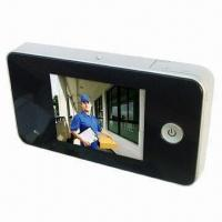 """China Digital Door Scope Viewer, 2.8"""" LCD, Can Easily Change Batteries, Night Mode wholesale"""