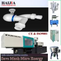 China Pvc Pipe Fittings Making Machine , Clamping Unit Injection Molding Machine wholesale